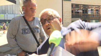 Videobeelden tonen hoe dronken man met zijn fiets inrijdt op burgemeester Steven Vandeput (N-VA)