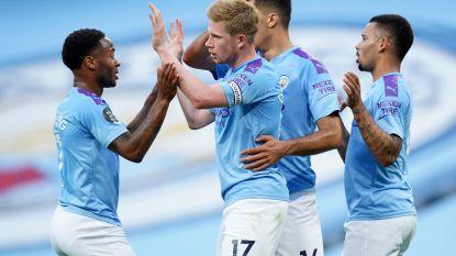 LIVE. De Bruyne scoort en laat scoren tegen kampioen Liverpool: 3-0!