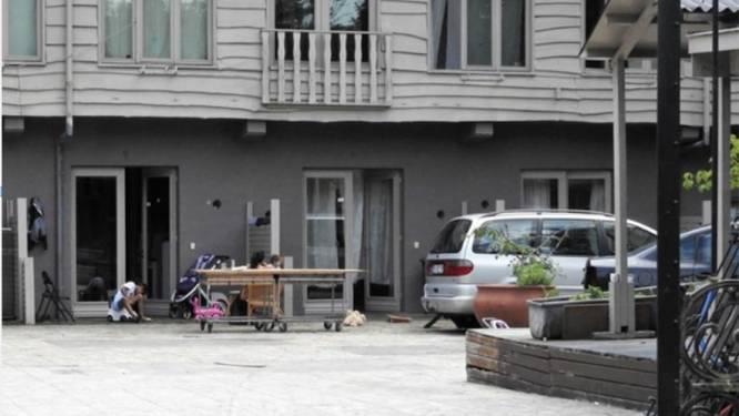 """Roma kraken failliet Gents hotel: """"Het is hier privé. Dit is nu onze woning"""""""