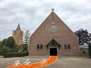 Kronkelen in de Kempen: door de kerk