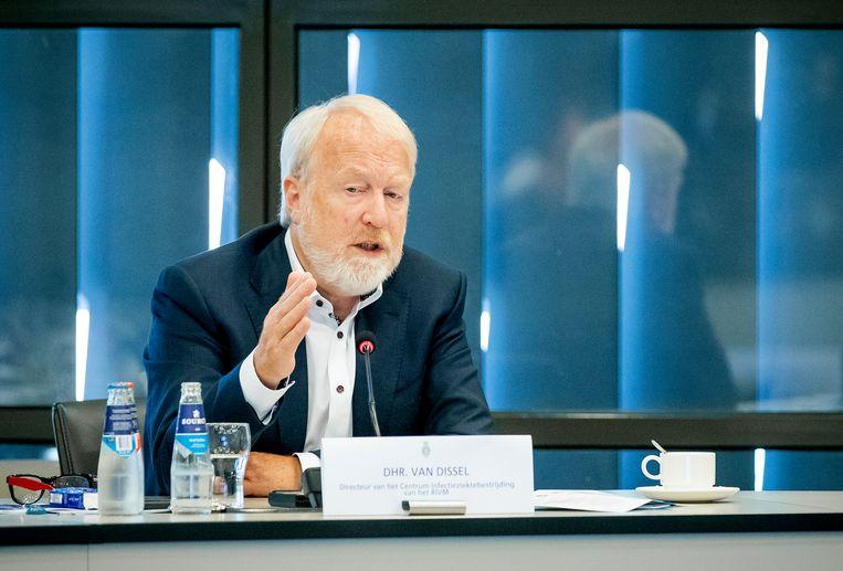 RIVM-directeur Jaap van Dissel. Beeld ANP