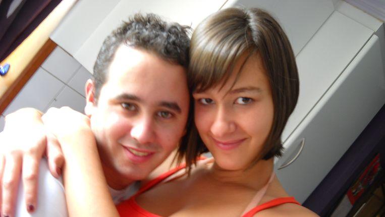 Shana en Kevin werden op 2 januari 2010 vermoord teruggevonden langs de E314 in Halen. Beeld BELGA