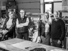 Mirjam Tilley van Blok Borduren in Wezep: 'Weg zijn had ik nodig om bewust te kunnen kiezen voor het familiebedrijf'