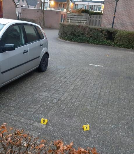 Bewoonster schrikt wakker van schietpartij Apeldoorn: 'Ik ben gauw op de wc gaan zitten'