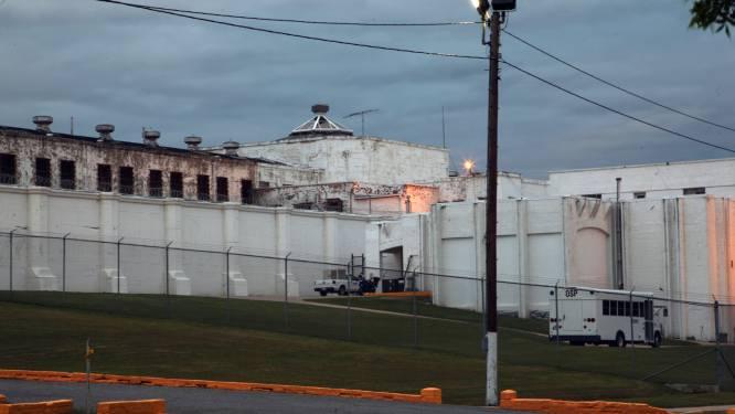 Executie Oklahoma mislukt door problemen met ader