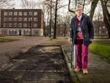 Weduwe uit Breda over uitgebrande auto: 'Ze hebben me mijn benen afgenomen'