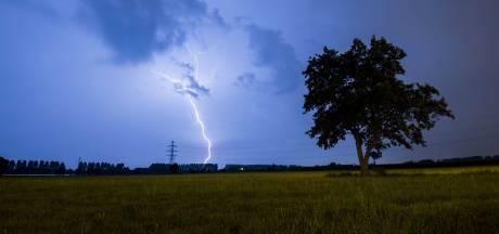 Storing Radio Oost na blikseminslag in Noordwest Overijssel verholpen