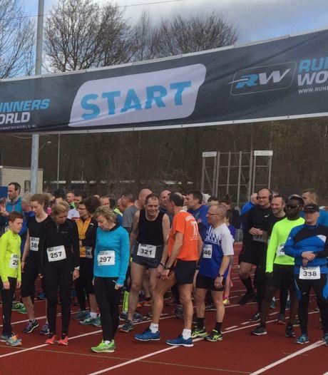 AV Spirit in Lelystad start het seizoen met de eerste Wintercuploop