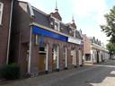 De voormalige fietswinkel van Schepens aan de Kerkstraat in Oisterwijk