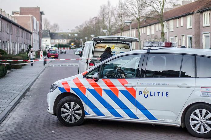 Twee mannen aangehouden na vechtpartij in Oudenbosch. Foto Jeroen Stuve/MaRicMedia