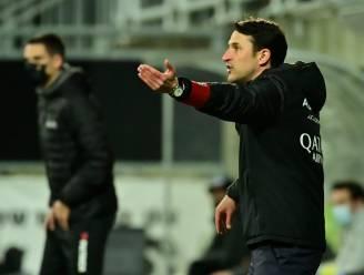 Kans groot dat Beñat San José aanblijft als coach van AS Eupen