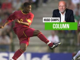 """Camps over EK 2000: """"De enige opwinding die overbleef, was de vermeende relatie tussen Emile Mpenza en Joke Van de Velde"""""""