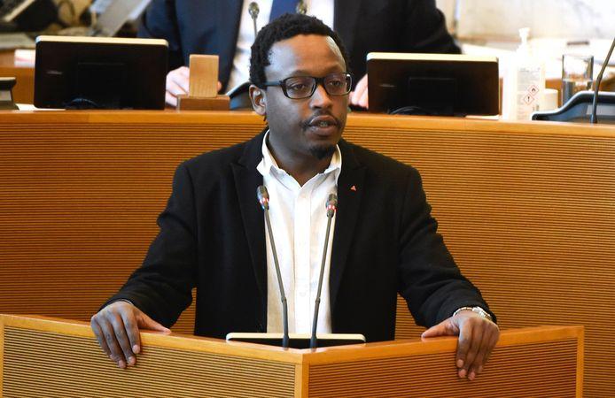 Germain Mugemangango (PTB)