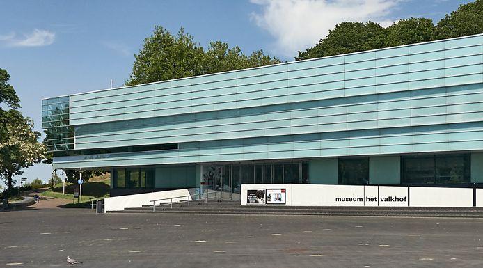 2015-06-04 00:00:00 NIJMEGEN - Exterieur museum Het Valkhof. ANP XTRA SASH ALEXANDER