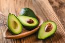 Avocado's zorgen voor vezels en goede vetten.