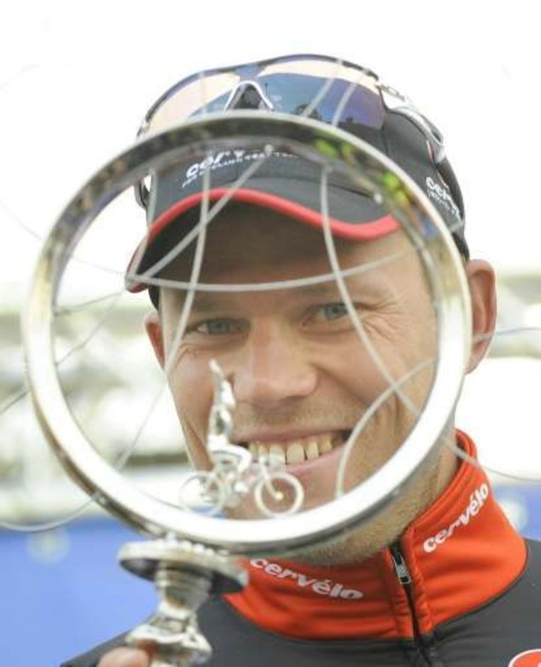 Thor Hushovd is de eerste Noor op de erelijst van de Omloop. Beeld UNKNOWN