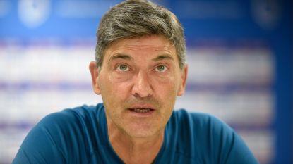 """Mazzu over Supercup: """"Overwinning is belangrijk voor de ploeg, voor de club én voor mij"""""""