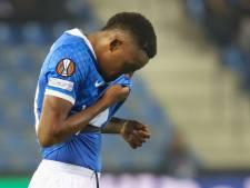Soirée cauchemardesque pour Genk en Europa League