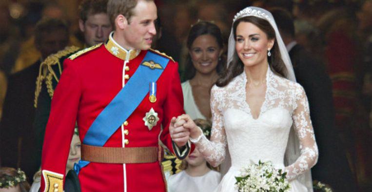10x Dit Wist Je Nog Niet Over De Trouwjurk Van Kate Middleton