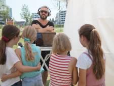 Geen eindoptreden? Dan maar een clip: Utrechtse scholieren en hun ouders maken lied over de natuur