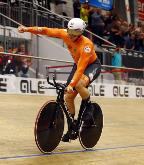 Oranje feestje op slotdag: Hoogland troeft Lavreysen af, Havik en Van Schip winnen koppelkoers