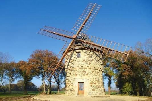 Huur een molen in Bretagne.