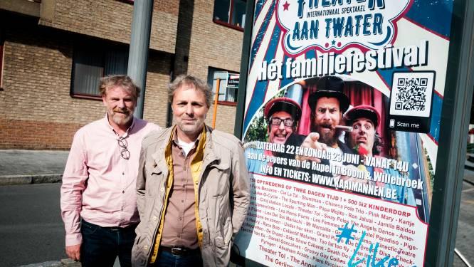 Kaaimannen zoeken figuranten voor theaterfestival