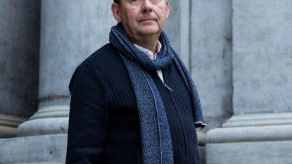 """Het motto van oorlogsjournalist Rudi Vranckx: """"Don't give up The Fight"""""""