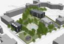 Park Villa Trianon in Breda, bouwplan van ontwikkelaars Maas-Jacobs en Sommium.