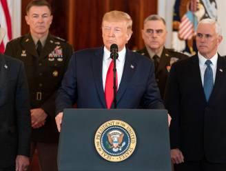 """""""Iran vraagt geallieerde milities geen Amerikaanse doelen aan te vallen"""""""