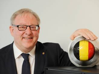 François De Keersmaecker krijgt hoogste onderscheiding binnen KBVB