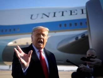 """Trump verlaat Washington enkele uren voor eedaflegging Biden: """"Hij wil afscheidsceremonie voor zichzelf organiseren"""""""