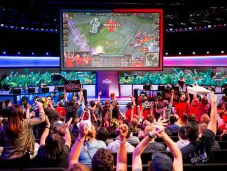 eSports - competitief videogamen - uitgegroeid tot miljardenindustrie