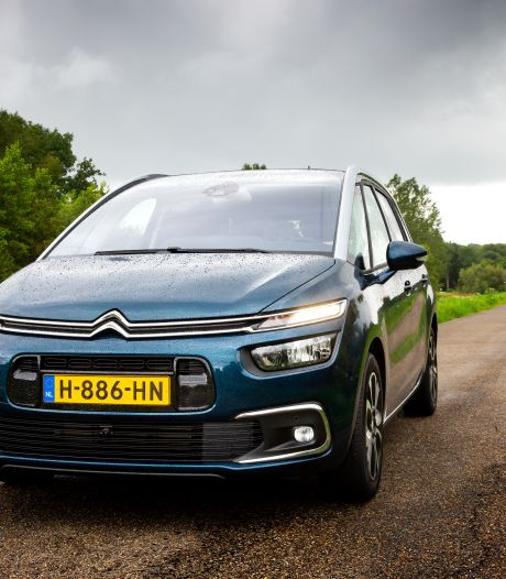 Test Citroën Grand C4 Spacetourer: uniek in ruimte en comfort