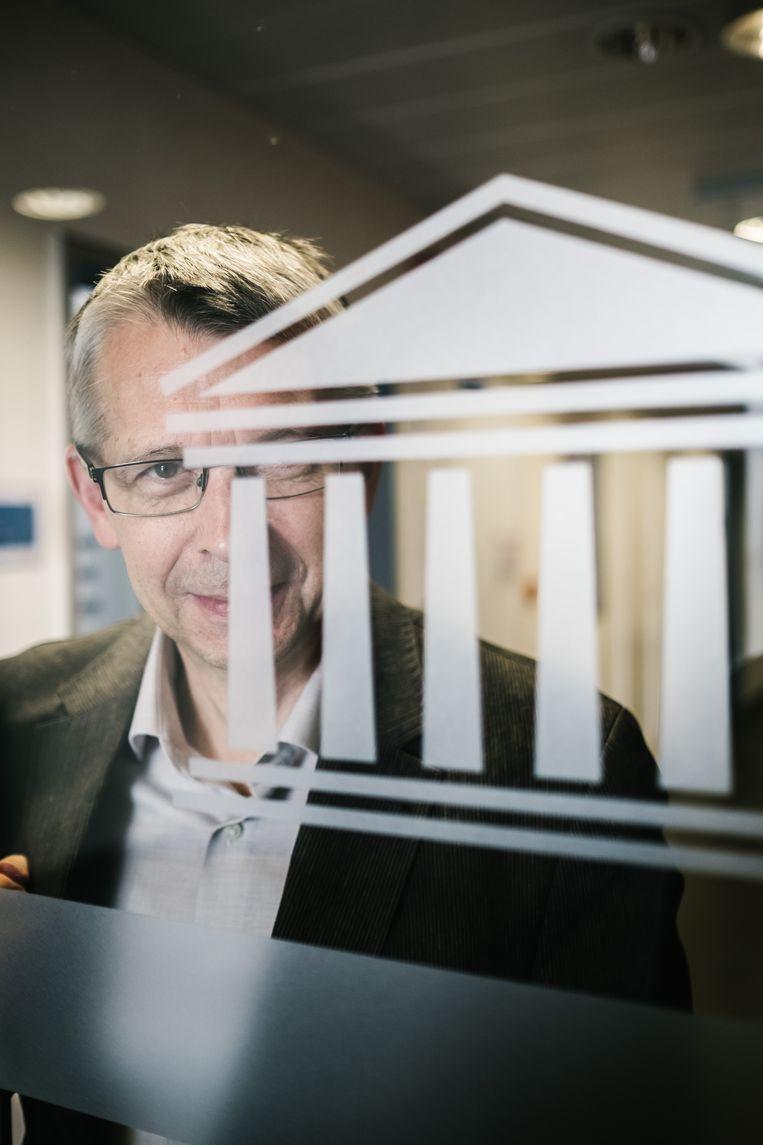 Professor huisartsengeneeskunde Jan De Maeseneer gaat op emeritaat bij de Gentse universiteit. Beeld Wouter Van Vooren