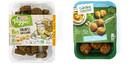 Bio Falafel Original Delhaize en Garden Gourmet Falafel Classic