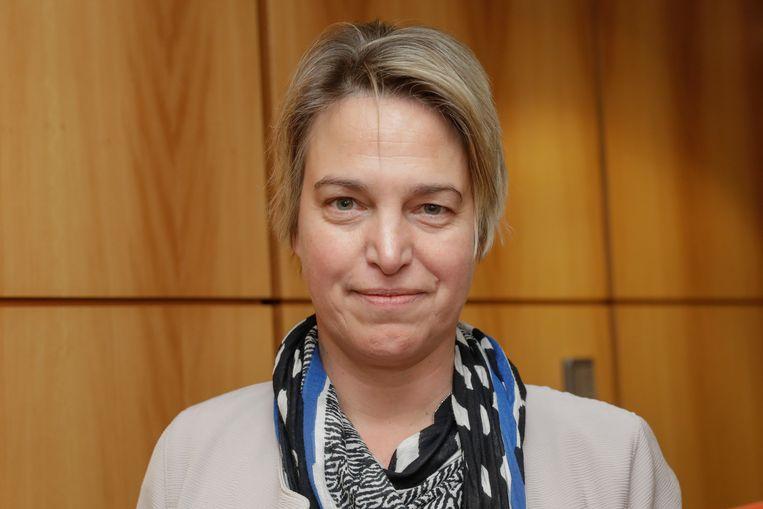 Joke Schauvliege (CD&V) nam eind januari ontslag als minister van Leefmilieu, Natuur en Landbouw. Beeld BELGA