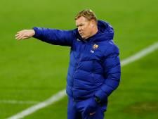 Dit is waarom Koeman de persconferentie van Barça plots afbreekt
