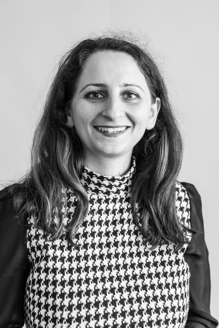 Hala Naoum Néhmé, VVD-gemeenteraadslid.  Beeld Tammy van Nerum
