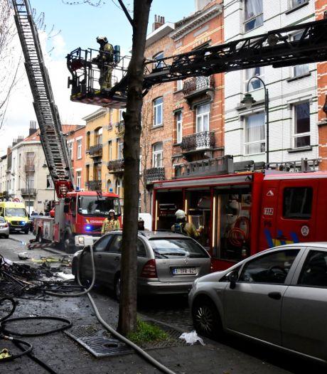 Deux jeunes enfants perdent la vie dans l'incendie de leur maison à Laeken