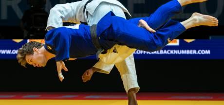 Grand Chelem de Tachkent: victoire face à Casse et le bronze pour Chouchi