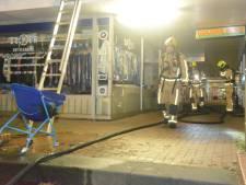 Woningen tijdelijk ontruimd vanwege brand in stomerij Wassenaar