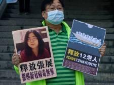 Vier jaar cel voor blogster die beelden uit ziekenhuizen en crematoria Wuhan deelde