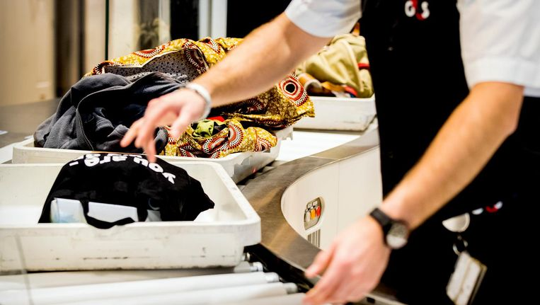 Laptops en tablets mogen toch mee in de handbagage naar Amerika Beeld ANP/Koen van Weel