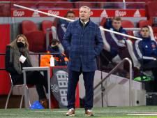 Ron Jans: 'Denk dat dat Ajax ook respect voor ons heeft gekregen'
