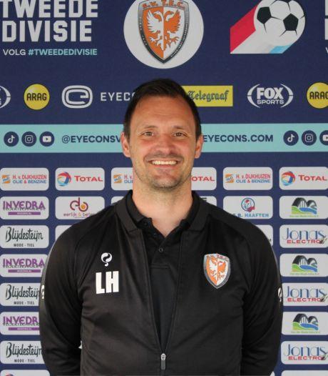 Assistent-trainer Léon Hese tekent eenjarig contract bij TEC