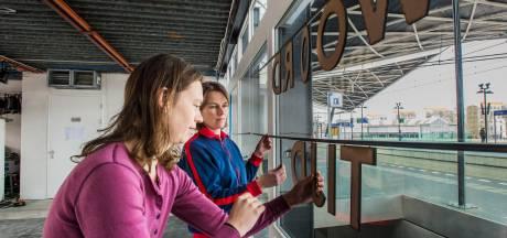 'Everywhen': tijd staat stil bij het station in Tilburg