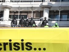 Tweede Kamer neemt voorzorgsmaatregelen tegen demonstranten