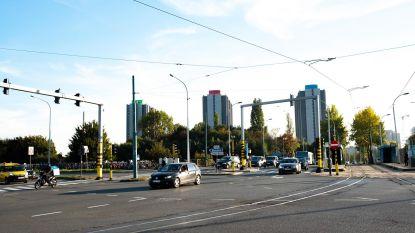 Nieuw plein op Kolonel Silvertoplaan