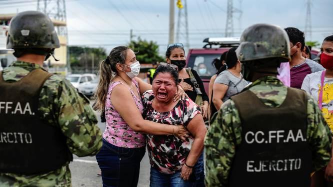 Bloedbad achter de tralies: bijna tachtig doden bij rellen in Ecuadoraanse gevangenissen